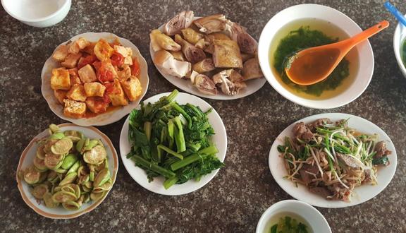 Đồng Xanh - Ẩm Thực Quê Hương