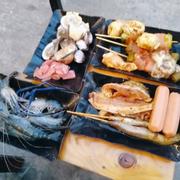 Hải sản - Thịt nướng BBQ