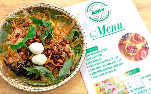 Amy - Bánh Tráng Trộn Sài Gòn