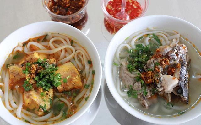 Bánh Canh Cá Lóc - Dương Quảng Hàm