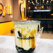 Lại là sữa tươi trân châu đường đen 💛 bị nghiện