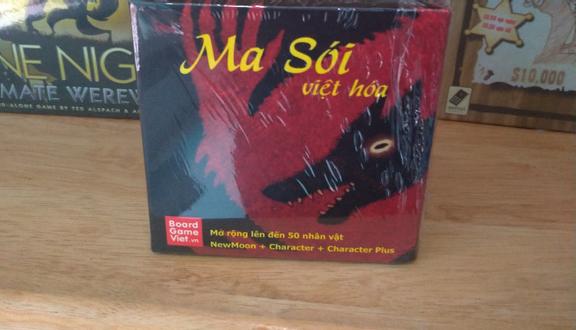 BGV - Board Game Việt