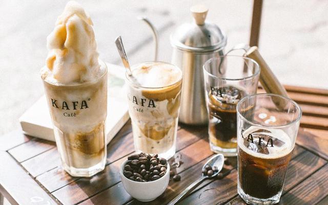 Kafa Cafe - Cửa Nam