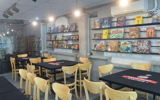Board Game Station - Đường D3