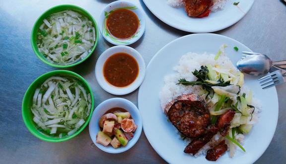 Cơm Trưa Bình Dân - Quang Trung