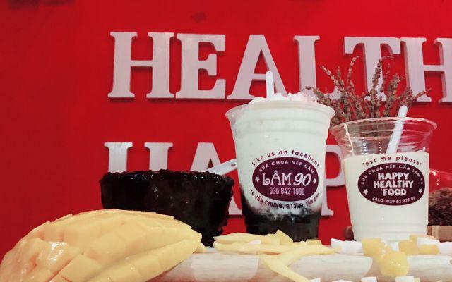 Lâm 90 - Sữa Chua Nếp Cẩm - Đường A4