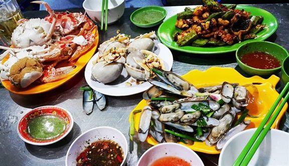 Quán Hải Sản Bình Thuận