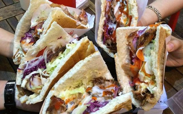 Lo Lo - Bánh Mì Thổ Nhĩ Kỳ