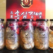 Yến chưng táo đỏ long nhãn hạt chia