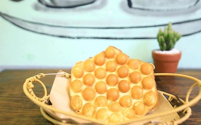 Smile - Bánh Trứng Hong Kong