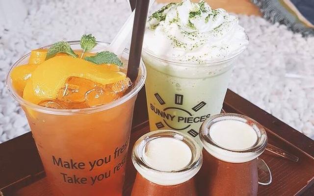 Sunny Pieces Milk Tea
