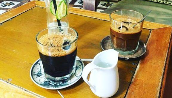 Pha Lê Đá Cafe