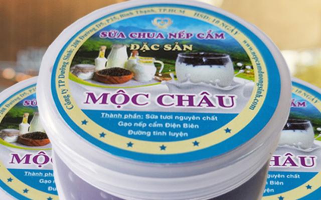 Sữa Chua Nếp Cẩm Mộc Châu - Đường D5 - Shop Online