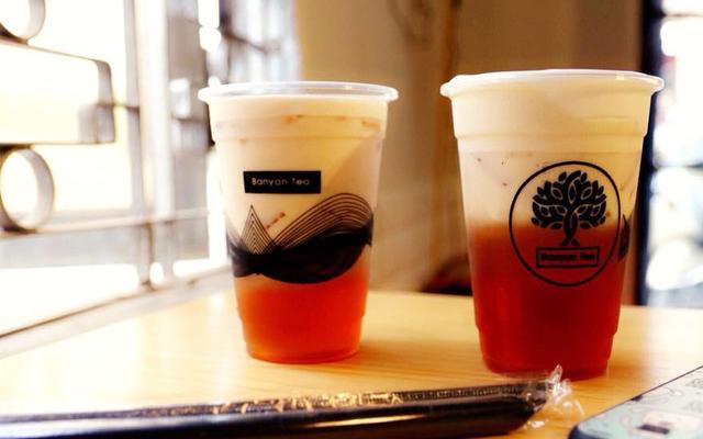 Trà Sữa Banyan Tea - Lệ Chi