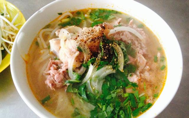 Hoàng Dung - Bún Bò Huế, Bò Kho & Bún Thịt Nướng