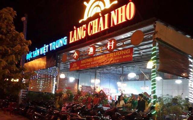 Làng Chài Nhỏ - Đặc Sản Việt Trung