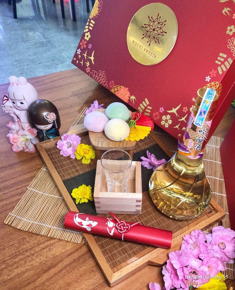 Hộp quà tặng KOGANE LUXURY BOX