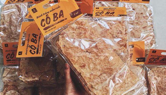 Bánh Tráng Mắm Ruốc Cô Ba - Shop Online