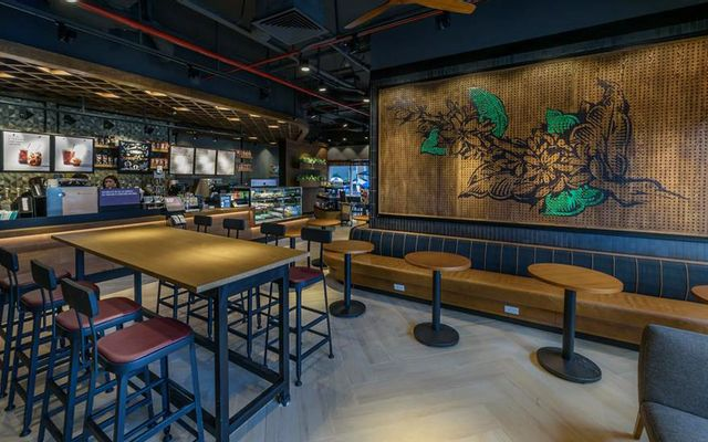 Starbucks Coffee - Seasons Avenue