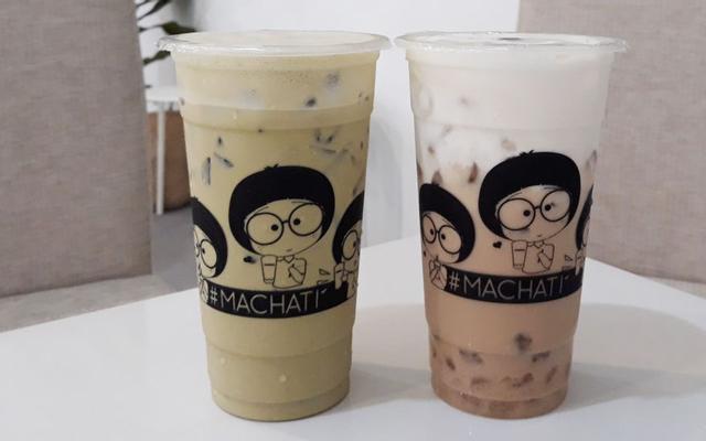 Machati Milk Tea - Bến Vân Đồn