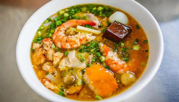 Bánh Canh Ghẹ - Gò Dầu