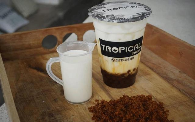 Tropical Teahouse - Trần Hưng Đạo