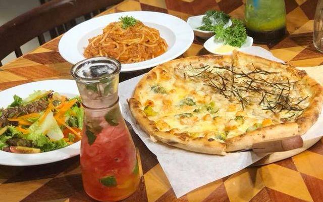 Củi - Pizza & Pasta