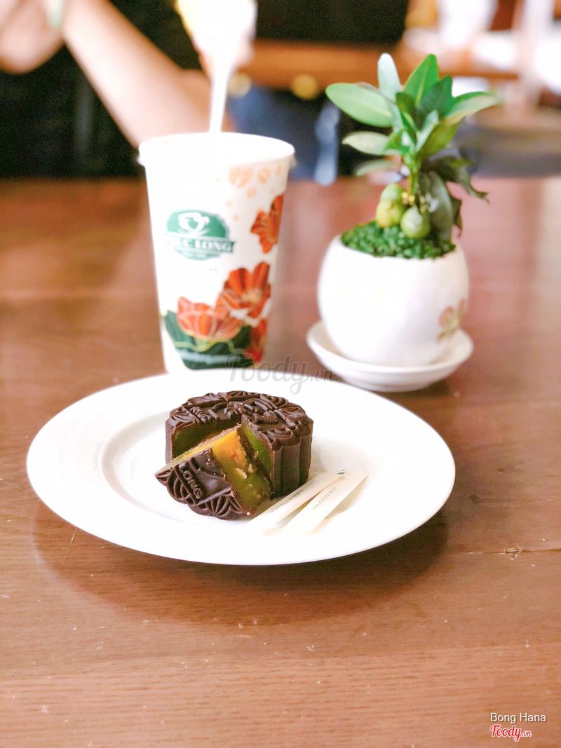 Bánh trung thu Cà phê bạc hà