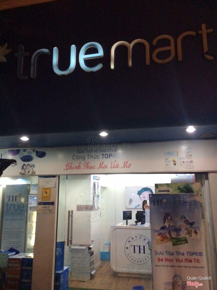 TH True Mart - 627 Âu Cơ ở TP. HCM