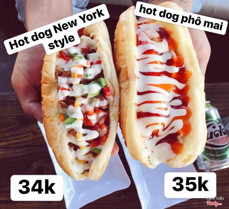Bánh mì hot dog