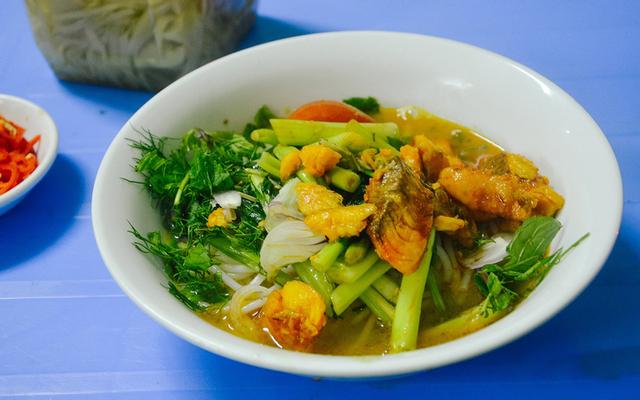 Quán Hương - Bún Cá Rô & Bánh Đa Cua
