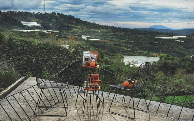 Gió Cầu Đất Coffee