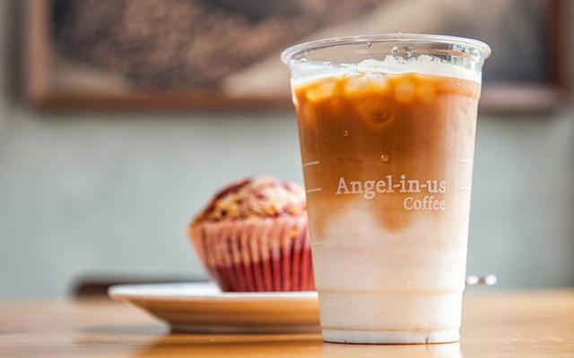 Angel In Us Coffee - Keangnam Landmark