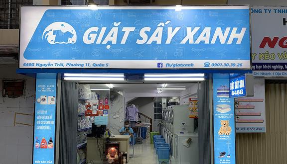Giặt Sấy Xanh - Nguyễn Trãi