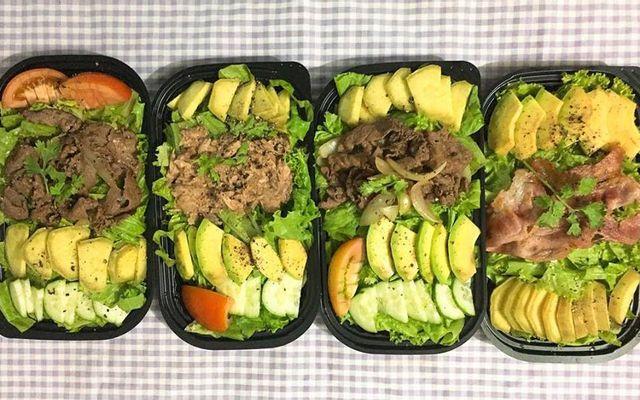 Get Saladish - Salad & Sandwich - Shop Online