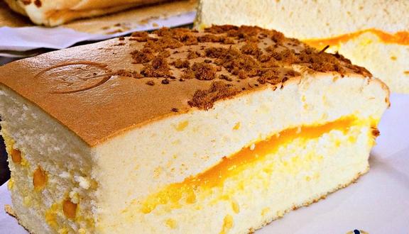 Tai Yang King Castella - Bánh Bông Lan Đài Loan - Lý thường Kiệt