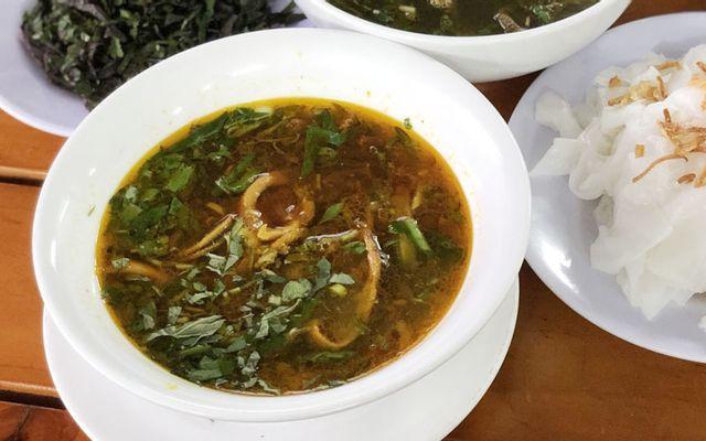 O Giang Quán - Lươn Nghệ An