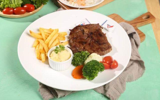 Funny Beef - Spaghetti & Beefsteak - Nguyễn Sơn