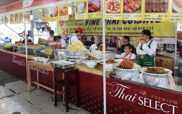 Hội Chợ Thái Lan Cần Thơ