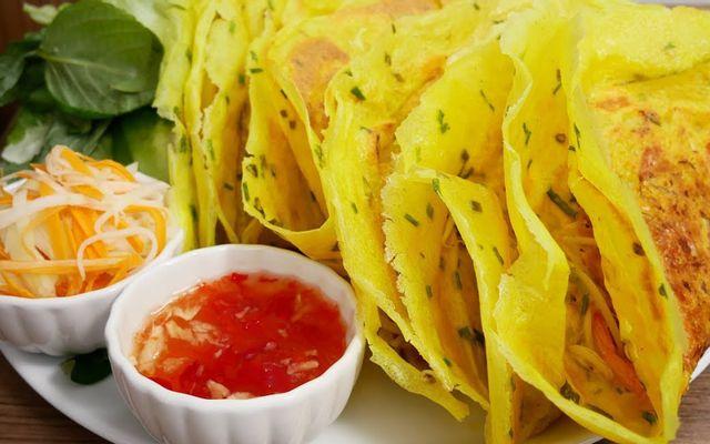 Bánh Xèo Nước Dừa Thi Thi