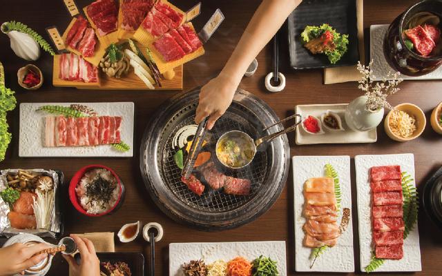 Tasaki BBQ - Nướng Than Hoa Nhật Bản - SC VivoCity