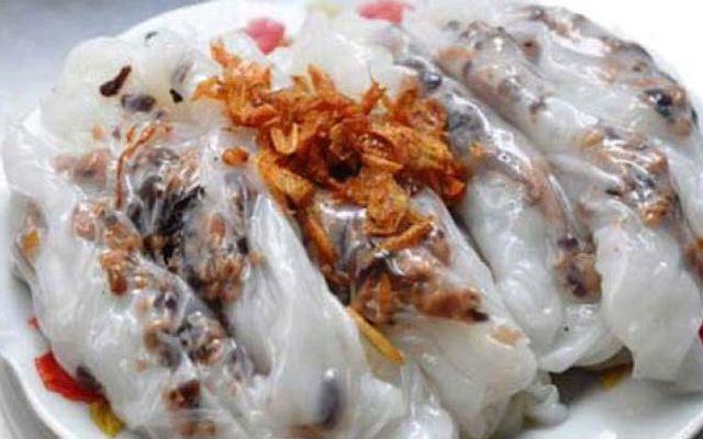 Bánh Cuốn Cô Thanh - Dương Đình Nghệ