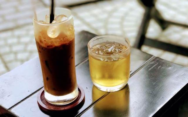 Cafe & Giải Khát - Nguyễn Thái Sơn
