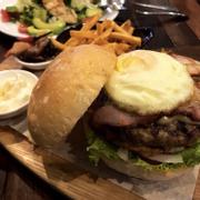 Big pig burger