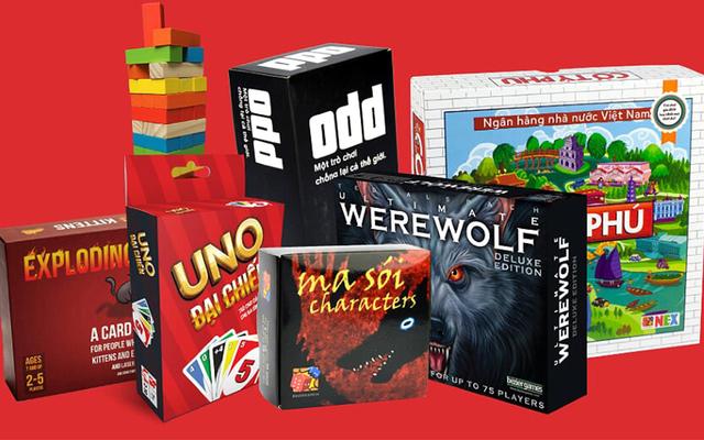 Board Game VN - Đường 3 Tháng 2