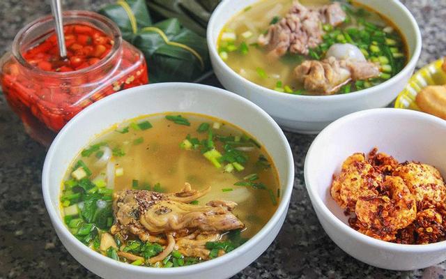 Bánh Canh Giò Heo - Minh Phụng