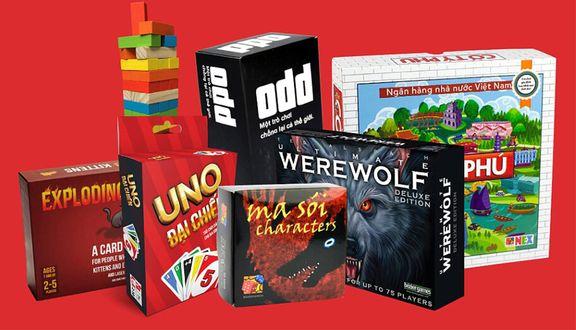 Board Game VN - Cần Thơ