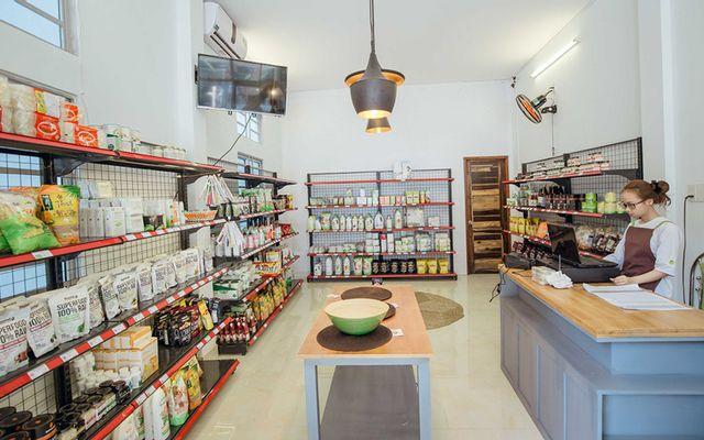 Home Organics - Sản Phẩm Chứng Nhận Hữu Cơ