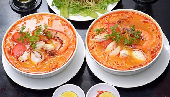 Kim Chi Trần - Bún Hải Sản