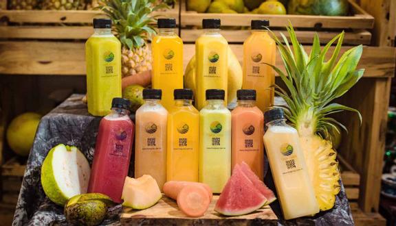 True Juice - Sinh Tố & Nước Ép Trái Cây - Quỳnh Mai